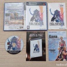 Videojuegos y Consolas: JUEGO PLAYSTATION 2 - PS2 - FINAL FANTASY XII. Lote 277092248