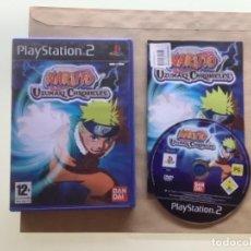 Videojuegos y Consolas: NARUTO UZUMAKI CHRONICLES PS2 PLAY STATION. Lote 277247133