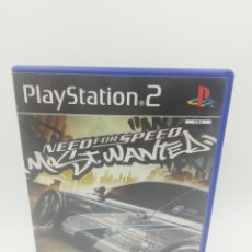 Videojuegos y Consolas: NEED FOR SPEED MOST WANTED PS2. Lote 277266738