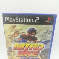 Videojuegos y Consolas: NITRO BIKE PS2. Lote 277267128