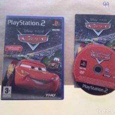 Videojuegos y Consolas: DISNEY CARS. PS2 PLAY STATION 2. Lote 277495458