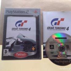 Videojuegos y Consolas: GRAN TURISMO 4. PS2 PLAY STATION 2. Lote 277495718