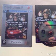 Videojuegos y Consolas: MIDNIGHT CLUB II. PS2 PLAY STATION 2. Lote 277496898