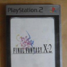 Videojuegos y Consolas: PS2 - FINAL FANTASY X-2 - PLATINUM. Lote 277603273