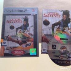 Videojuegos y Consolas: FIFA STREET PS2 PLAY STATION 2. Lote 277605353