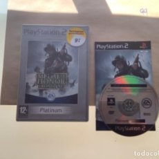 Videojuegos y Consolas: MEDAL OF HONOR FRONTLINE. PS2 PLAY STATION 2. Lote 277605488