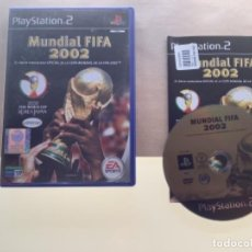 Videojuegos y Consolas: MUNDIAL FIFA 2002. PS2 PLAY STATION 2. Lote 277605538