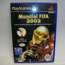 Videojuegos y Consolas: MUNDIAL FIFA 2002 DE EA SPORTS JUEGO PARA LA SONY PS2. Lote 277638603
