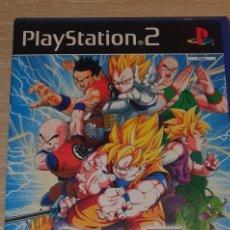 Videojuegos y Consolas: JUEGO PS2 DRAGON BALL Z 2 BUDOKAI TENKAICHI. Lote 277842013