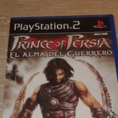 Videojuegos y Consolas: JUEGO PS2 PRINCE OF PERSIA EL ALMA DEL GUERRERO. Lote 277842333