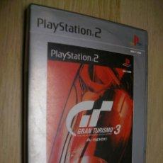 Videojuegos y Consolas: GRAN TURISMO 3 DE SONY PS2. Lote 277843228