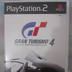 Videojuegos y Consolas: GRAN TURISMO 4 CON TARJETA MEMORI CARD (VER FOTOS). Lote 282231833