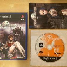 Videogiochi e Consoli: SHADOW HEARTS - PAL ESP - COMPLETO - PS2 - ORIGINAL. Lote 284670093