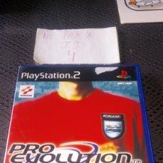 Videogiochi e Consoli: JUEGO SEGUNDA MANO PS2 PRO EVOLUTION SOCCER 2 KONAMI COMPLETO. Lote 286177708