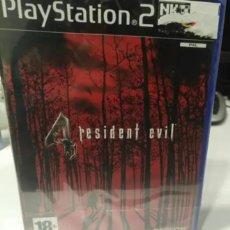 Videogiochi e Consoli: RESIDENT EVIL 4 PS2 NUEVO PAL ESP PRECINTADO. Lote 287544578