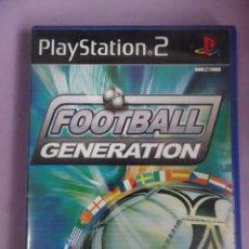 Videojuegos y Consolas: FOOTBALL GENERATION , PLAYSTATION 2. Lote 287658108