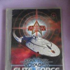 Videojuegos y Consolas: STAR TREK VOYAGER ELITE FORCE - PS2 - PLAYSTATION 2 , SIN PORTADA. Lote 287659428
