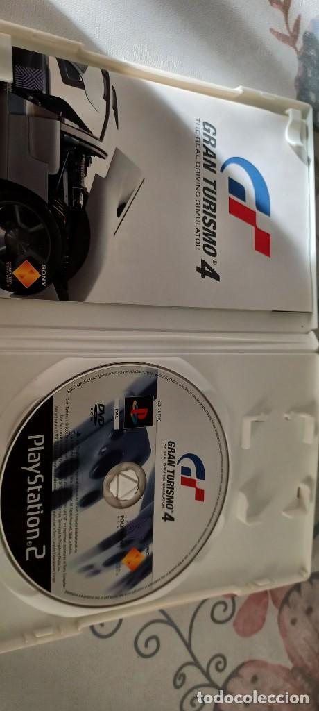 Videojuegos y Consolas: Gran TURISMO 4 PlayStation 2 PS2 PAL España COMPLETO - Foto 2 - 287793218