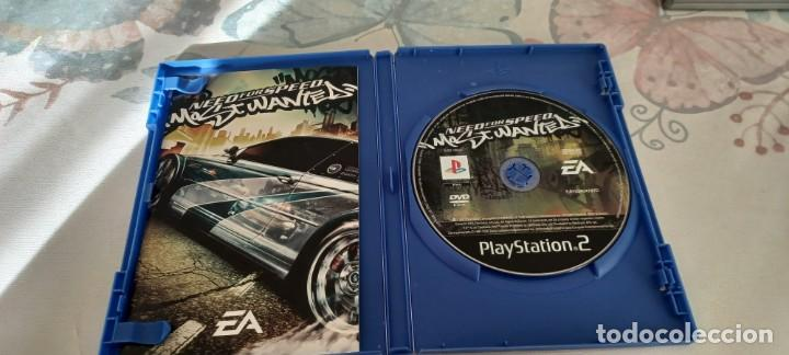 Videojuegos y Consolas: Need For Speed Most Wanted ( PS2 - Playstation 2 - Pal - Esp) - Foto 2 - 287793543
