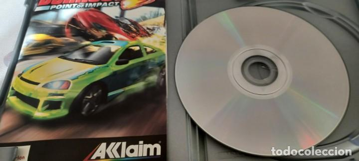 Videojuegos y Consolas: BURNOUT 2 POINT OF IMPACT SONY Playstation 2 - Pal - Esp) - Foto 3 - 287793823