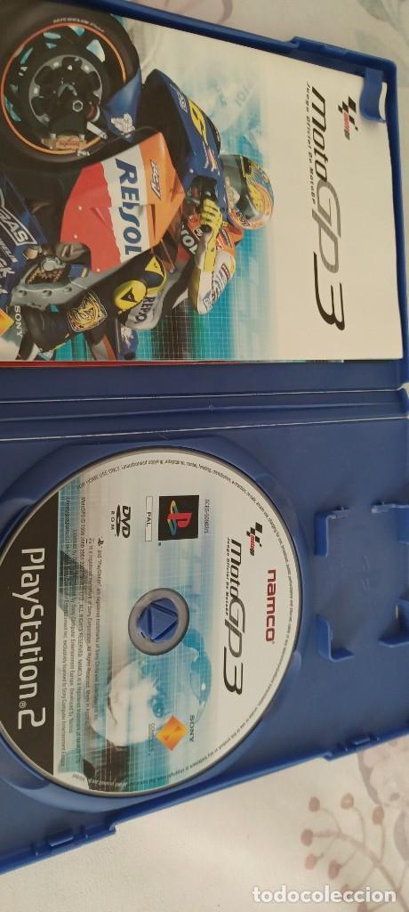 Videojuegos y Consolas: Moto Gp 3 COMPLETO Playstation 2 - Pal - Esp) - Foto 2 - 287794038