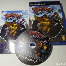 Videojuegos y Consolas: RATCHET & CLANK ( PS2 - PAL - ESP)(1). Lote 288080448
