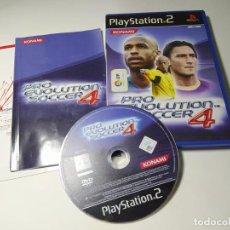 Videojuegos y Consolas: PRO 4 SOOCER ( PS2 - PAL - ESP). Lote 288081313