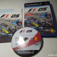 Videojuegos y Consolas: F1 05 ( PS2 - PAL - ESP). Lote 288081348