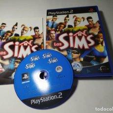 Videojuegos y Consolas: LOS SIMS ( PS2 - PAL - ESP) (1). Lote 288081843