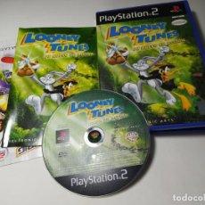 Videojuegos y Consolas: LOONEY TUNES : DE NUEVO EN ACCION ( PS2 - PAL - ESP) (1). Lote 288081968