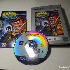 Videojuegos y Consolas: CRASH BANDICOOT : LA VENGANZA DE CORTEX ( PS2 - PAL - ESP) (1). Lote 288082098
