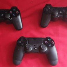 Videojuegos y Consolas: LOTE DE MANDOS PLAYSTATION SIN PROBAR. Lote 288188528