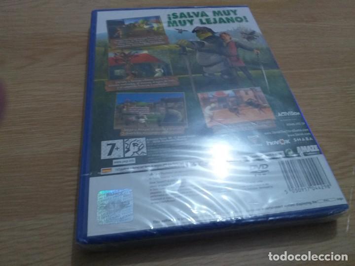 Videojuegos y Consolas: Shrek Tercero PS2 (PAL España precintado) - PlayStation 2 PAL España - Foto 2 - 288332573