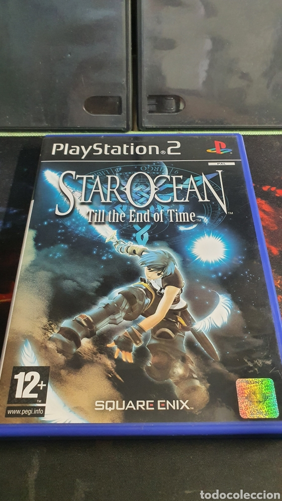 SONY PS2 STAR OCEAN TILL THE END OF TIME (Juguetes - Videojuegos y Consolas - Sony - PS2)
