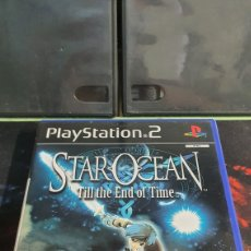 Videojuegos y Consolas: SONY PS2 STAR OCEAN TILL THE END OF TIME. Lote 288669468