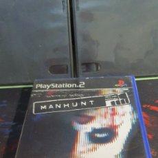 Videojuegos y Consolas: SONY PS2 MANHUNT. Lote 288669653