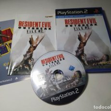 Videogiochi e Consoli: RESIDENT EVIL OUTBREAK FILE #2 ( PS2 - PAL - ESP) (1). Lote 288921653