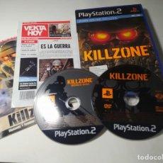 Videogiochi e Consoli: KILLZONE + MINI GUIA ( PS2 - PAL - ESP) (2). Lote 288924148