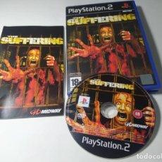 Videogiochi e Consoli: THE SUFFERING ( PS2 - PAL - ESP)(2). Lote 288924608