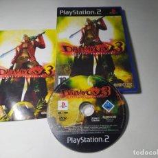 Videogiochi e Consoli: DEVIL MAY CRY 3 : DANTE´S ( PS2 - PAL - ESP)(2). Lote 288925103
