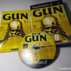 Videogiochi e Consoli: GUN ( PS2 - PAL - ESP). Lote 288972638