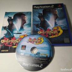 Videogiochi e Consoli: ONIMUSHA 3 ( CON ESPAÑOL) ( PS2 - PAL - EURO). Lote 288974483