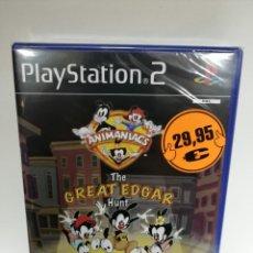 "Videogiochi e Consoli: PS2 PLAYSTATION ANIMANIACS ""THE GREAT EDGAR HUNT"" NUEVO/PRECINTADO. Lote 288998598"