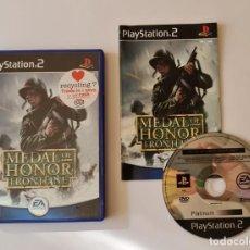Videojuegos y Consolas: JUEGO PS2 MEDAL OF HONOR FRONTLINE. Lote 289520463
