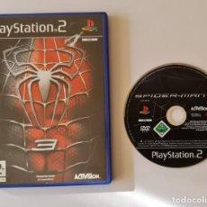 Videojuegos y Consolas: JUEGO PS2 SPIDERMAN 3. Lote 289520503