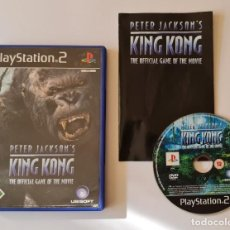 Videojuegos y Consolas: JUEGO PS2 KING KONG. Lote 289520583