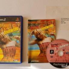 Videojuegos y Consolas: JUEGO PS2 BRITNEY'S DANCE BEAT. Lote 289520768