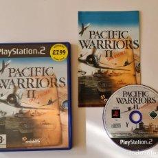 Videojuegos y Consolas: JUEGO PS2 PACIFIC WARRIORS II. Lote 289520928