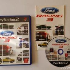 Videojuegos y Consolas: JUEGO PS2 RACING 3. Lote 289520988