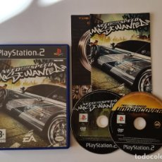 Videojuegos y Consolas: JUEGO PS2 NEED FOR SPEED MOST WANTED. Lote 289521128